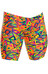 Funky Trunks Training Jammers Men Crazy Crayon